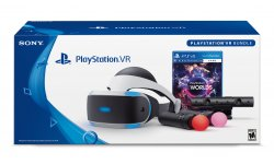 PlayStation VR PSVR Bundle Camera Move VRWorlds