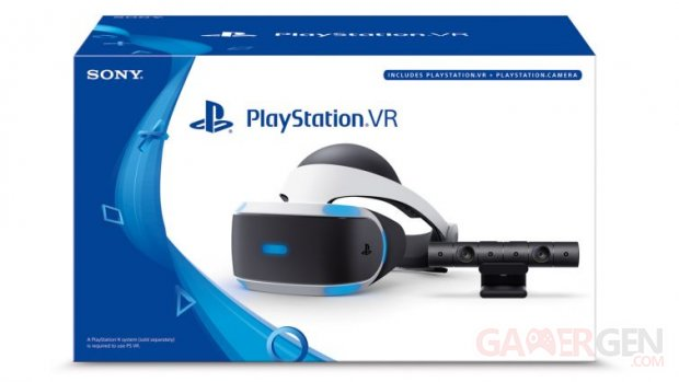 PlayStation VR PSVR Bundle Camera