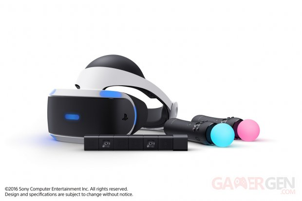 PLayStation VR   PSVR   Photos officielles (1)