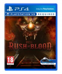 PlayStation VR until dawn rush of blood