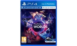 PlayStation VR World jaquette