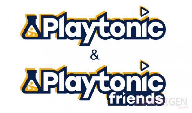 Playtonic Games Friends publishing label logo