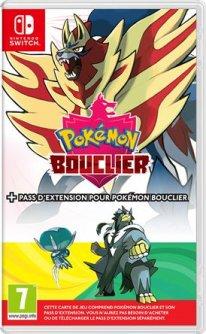 Pokémon Bouclier pack 29 09 2020
