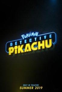 Pokémon Détective Pikachu poster