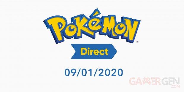 Pokémon Direct 07 01 2020