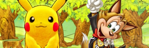 Pokémon Donjon Mystère  Équipe de Secours DX Famitsu image (1)