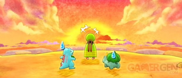 Pokémon Donjon Mystère Equipe de Secours DX head 3