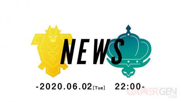 Pokémon Epée Bouclier 01 06 2020