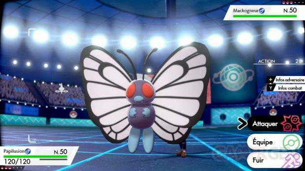 Pokémon Epée Bouclier 23 16 10 2019