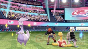 Pokémon Epée Bouclier 28 29 09 2020