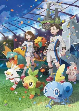 Pokémon Epée Bouclier artwork 01 11 2019