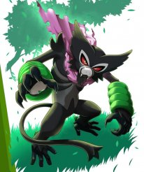 Pokémon Epée Bouclier Dada Zarude 01 13 11 2020