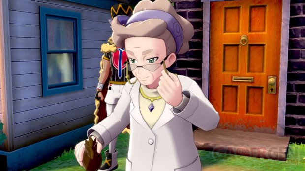 Pokémon Epée Bouclier Magnolia 02 10 2019