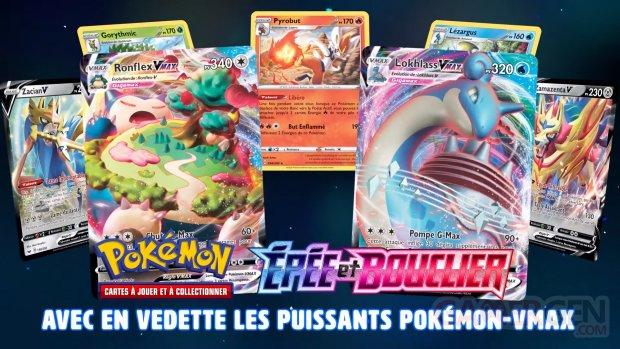 Pokémon Epée Bouclier TCG 27 11 2019