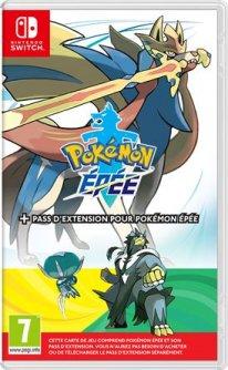 Pokémon Epée pack 29 09 2020