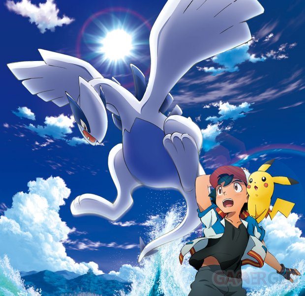 Pokémon film 21 Lugia 27 02 2018