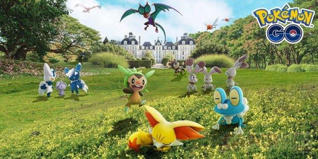 Pokémon GO 03 12 2020