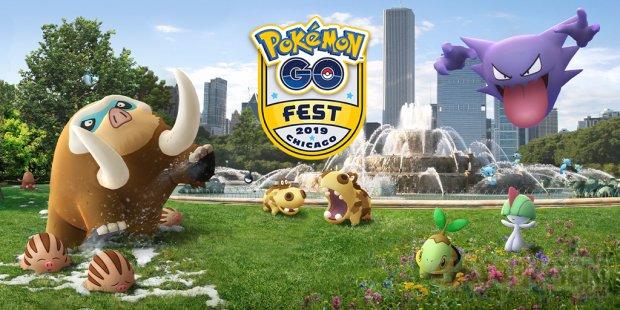 Pokémon GO 04 04 2019