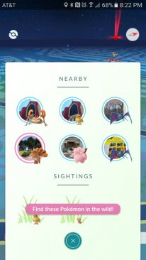 Pokémon GO 09 08 2016 patch 1 3 pic 4