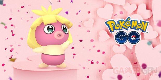 Pokémon GO 14 02 2019
