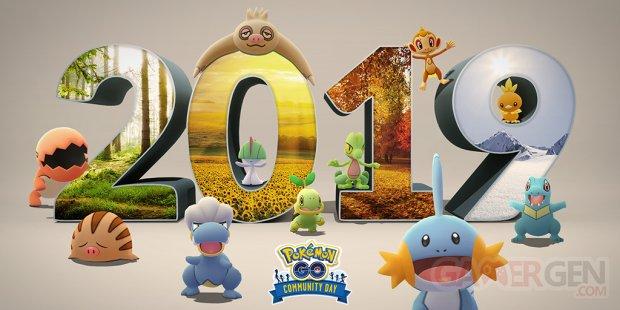 Pokémon GO 2019 Journée Communauté