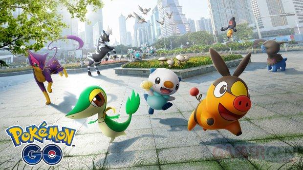 Pokémon GO 5G 16 09 2019