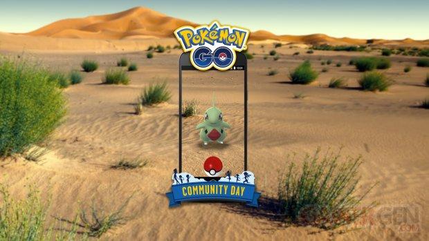 Pokémon GO 6e journée communauté 25 05 2018