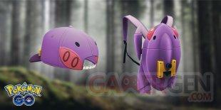 Pokémon GO accessoires Genesect 12 03 2020