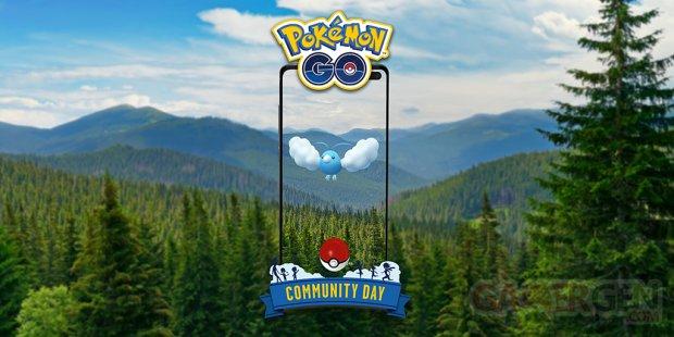 Pokémon GO Altaria Journée Communauté mai 2021