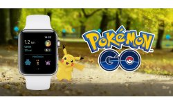 Pokemon GO Apple Watch compatible image