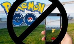 Pokemon Go Banned images
