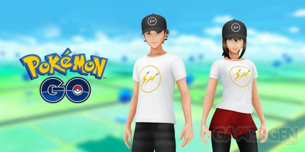 Pokémon GO boutique vetements streetwear