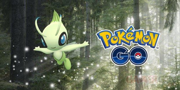 Pokémon GO Célébi