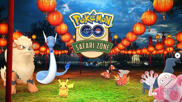 Pokémon GO Chiayi Safari Zone Taiwan
