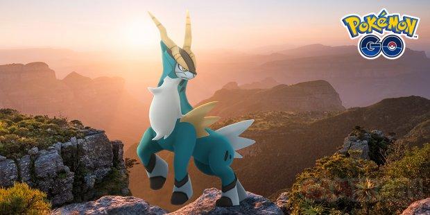 Pokémon GO Cobaltium 31 10 2019