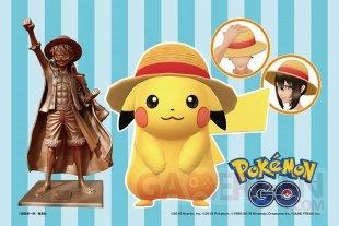 Pokémon GO collaboration One Piece 03 16 07 2019