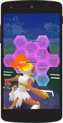 Pokémon Go Combats de Dresseurs 04 12 2018