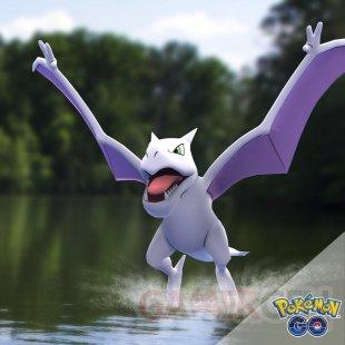 Pokémon GO Combats de Raid Ptéra 25 05 2018