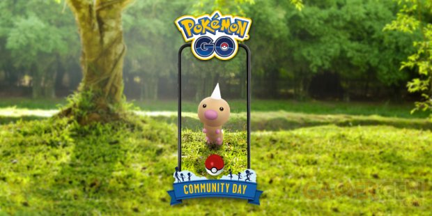 Pokémon GO Community Day 2020 Aspicot