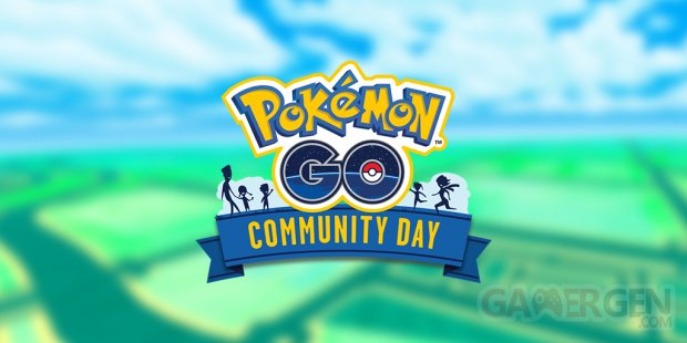 Pokémon GO Community Day head