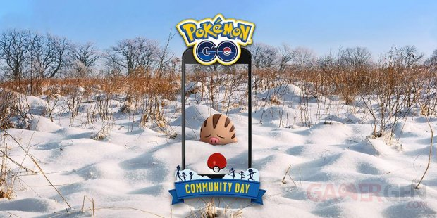 Pokémon GO Community Day Marcacrin