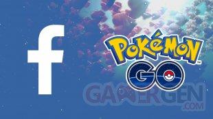Pokémon GO connexion Facebook logos