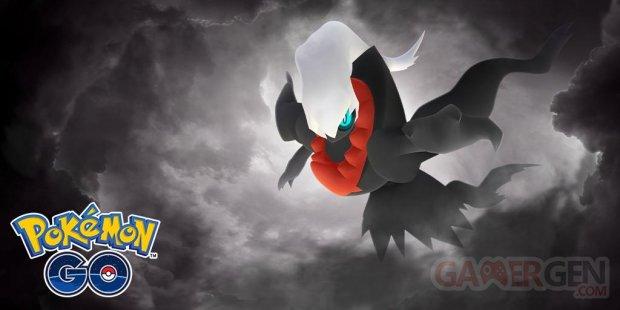 Pokémon GO Darkrai 28 10 2019