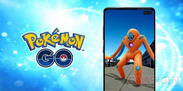 Pokémon GO Deoxys 14 03 2019