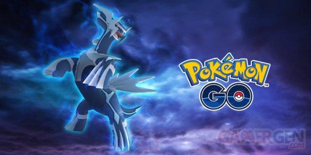 Pokémon GO Dialga 01 03 2019