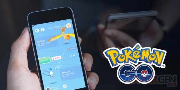 Pokémon GO échange trade