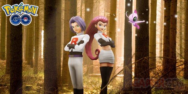 Pokémon GO évènement film Les secrets de la jungle 04 12 2020