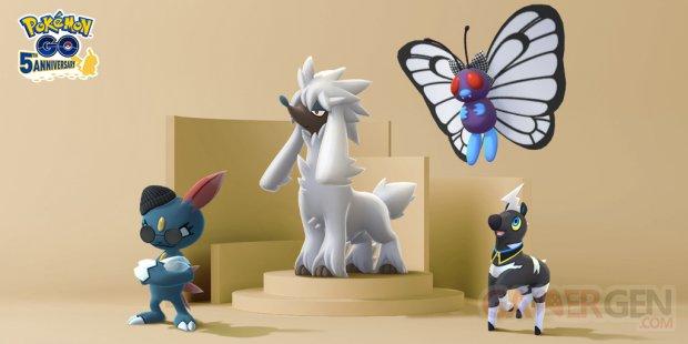 Pokémon GO Fashion Week 17 09 2021