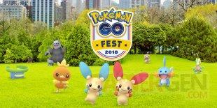 Pokémon GO fest 2018 19 05 2018