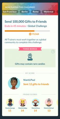 Pokémon GO Fest défis 15 06 2020